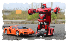 RC Transforming Car & Robot