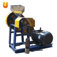 60 70kg whole set corn puff machine/millet&sorghum puffing machine
