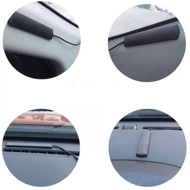 Universal Auto Car Radio FM Antenna Signal Amp Amplifier Marine Car Vehicle Boat RV Signal Enhance Device