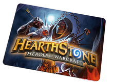 Hearthstone mouse pad HD print pad to mouse computer mousepad High quality gaming padmouse gamer to laptop keyboard mouse mats