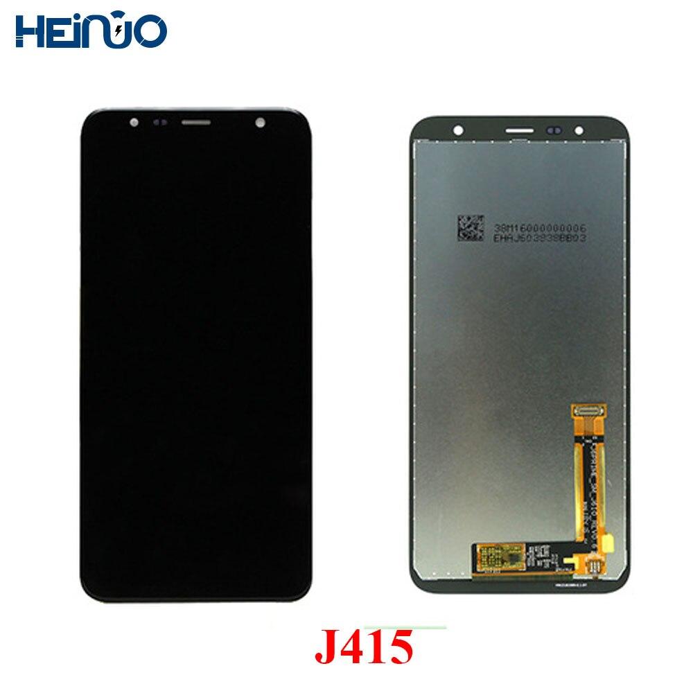 Pour Samsung J4 Plus 2018 J415 J415F J415FN SM-J415FN J415G J415M LCD Affichage Écran Tactile Panneau Pantalla remplacement LCD modules