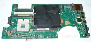 60-NY8MB1200 DDR3 dla ASUS G73JH G73J G73 Laptop płyta główna płyta główna darmowa wysyłka 100% test ok