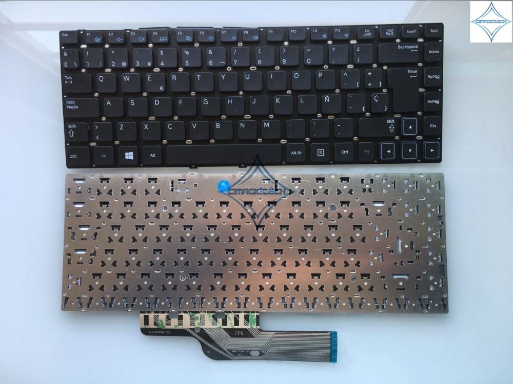 new for Samsung NP300 300V4A 300E4A NP300V4A NP300E4A E4A V4A 305E4A NP305E4A SP spanish laptop keyboard