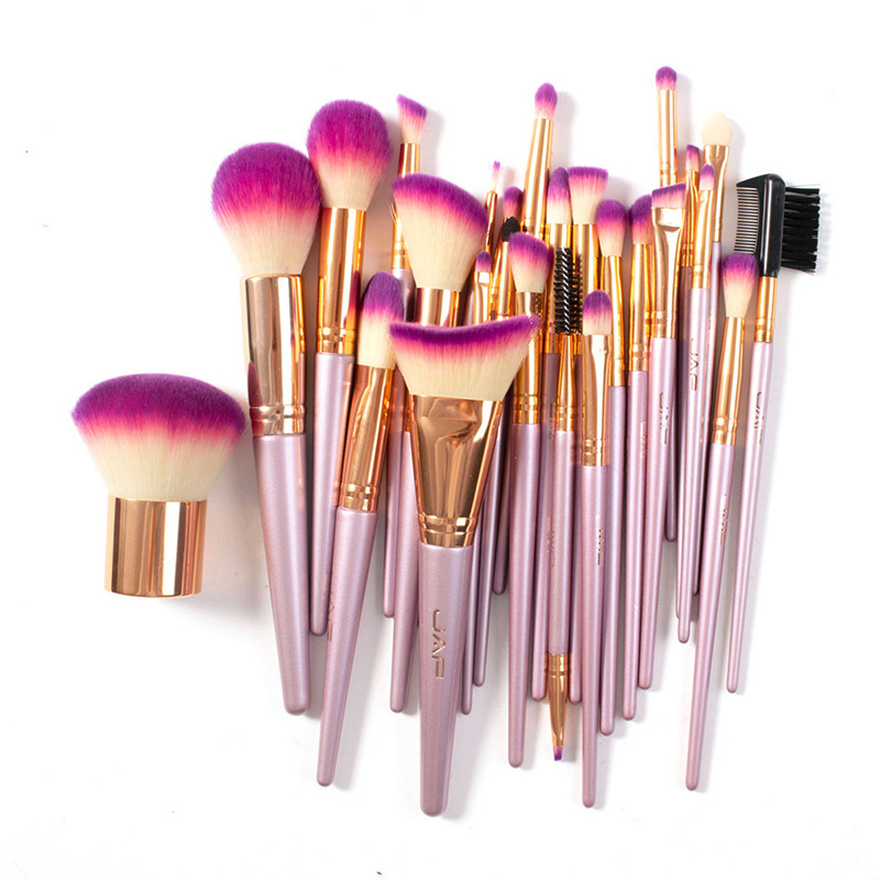escova kit de ferramentas cosméticos 25