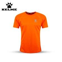 KELME 2016 Sport Brand Outdoor Soccer Jersey Men Summer Football Jerseys Football Tennis Breathable Quick Dry Sports Clothing 06