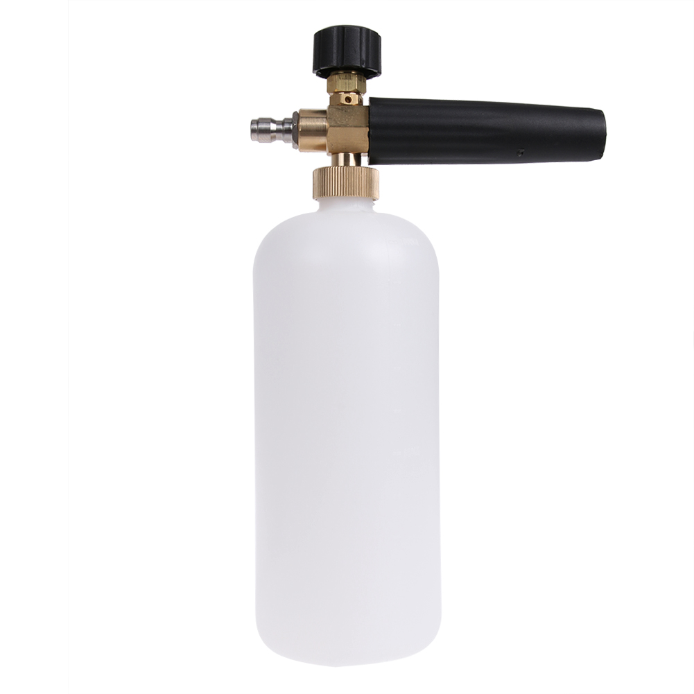 New Car Washer Foam Gun Multifunction Auto Air Opearted Equipment Foam Gun Car Cleaning Sprayer for All Cars Clean High Quality