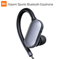 Original Xiaomi Sport Bluetooth Earphone Wireless Sport Stereo Headphones With Microphone IP6 Waterproof Bluetooth 4 1