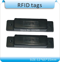 100pcs  Metal interference 125KHZ TK4100 RFID tags , Asset management labels