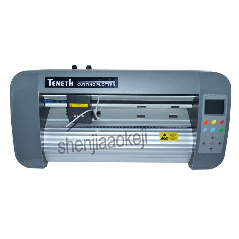 AC220V/110V vinyl cutter plotter with optical sensor/cutting plotter /sticker plotter TH440L vinyl paper plotter 1pc
