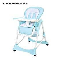 Baby HighChair Feeding Children Eat Dinner Chair High Quality Feeding Chair Baby Dining Chair Comfortable Safety Adjustable Seat