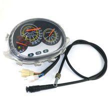 Измерительный прибор с кабелем спидометра для китайских мопедов