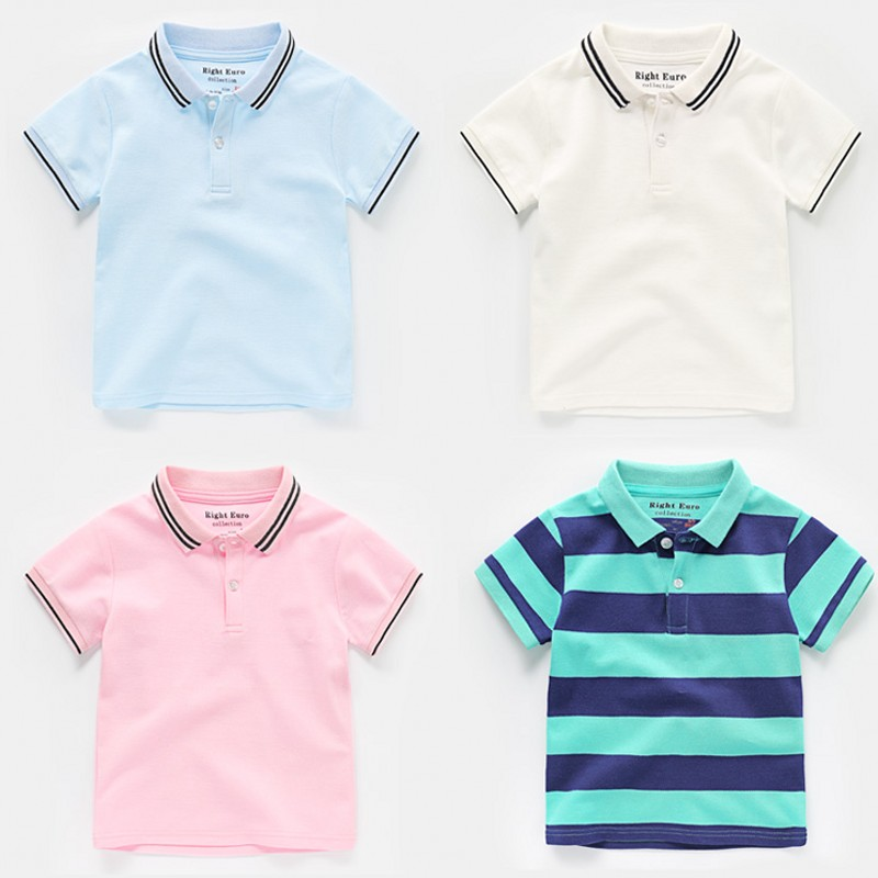 Baby Boys T Shirt Cotton Tops Tees For Boy Fashion Kids Outwear children Clothes Short Sleeve 2-8 Year Summer