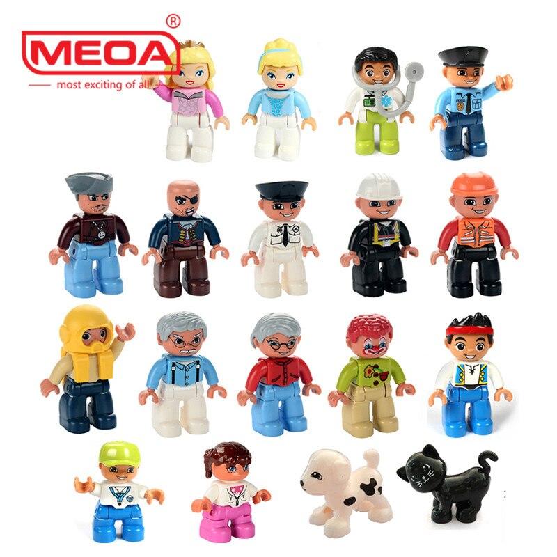 עיר סדרה שוטר / גנב / דוקטור / מהנדס / - צעצועים בנייה