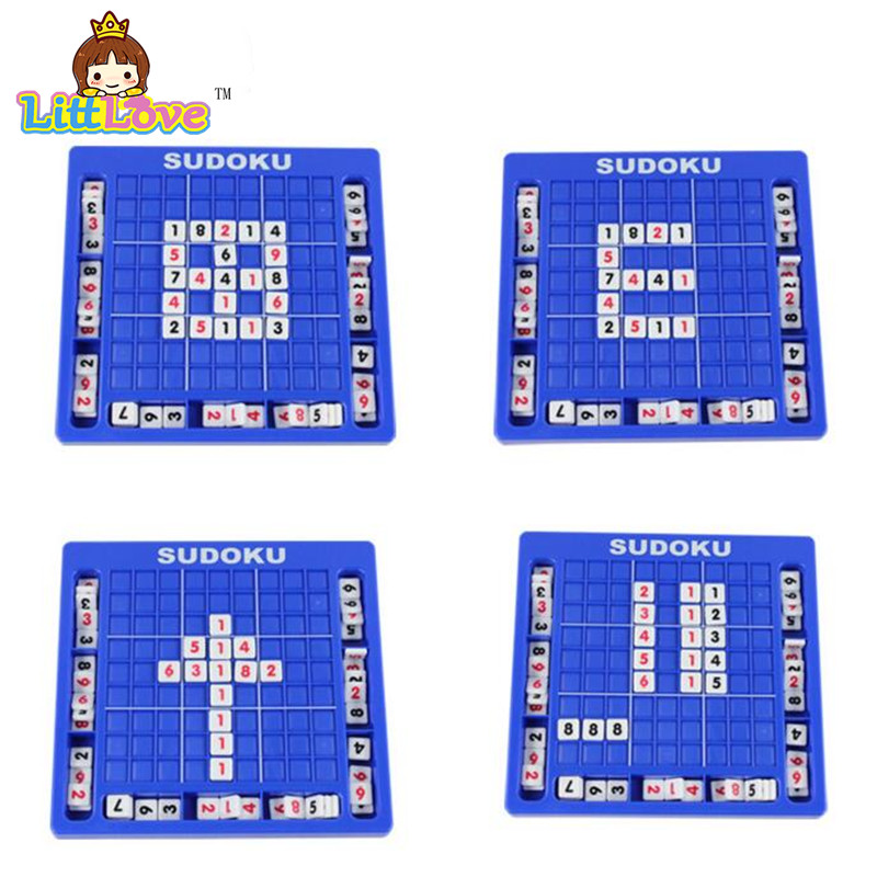 LittLove Sudoku Puzzles Cube Number Ойын балаларға - Ойындар мен басқатырғыштар - фото 4