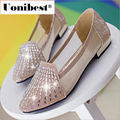 Flat Shoes 2016 Summer Beading Tip women's Shoes Multi Color Optional Deodorant Comfortable Shoes Free Shipping FH0440