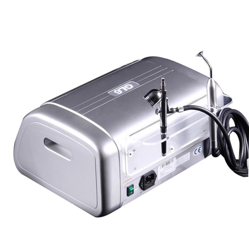 Skin Rejuvenation Water Jet Peel Water Portable Oxygen Therapy Facial Machine