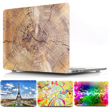 Print laptop Case For Apple macbook Air Pro Retina 11 12 13 15 Protective Shell For Mac book 13.3 inch with Touch Bar