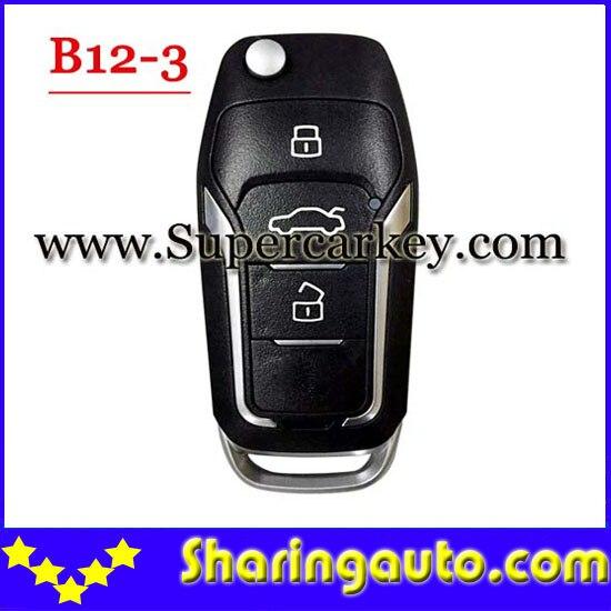 imágenes para Nueva Llegada del envío libre B12-3 KD remoto 3 Abotona Llave Alejada para URG200/KD900/KD200 (1 unidades)
