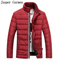 Free shipping Hot 2017  Winter  Cotton Down Jacket for men  New Brand Slim Fit Mens Jackets And Coats Parka Casual 90yw