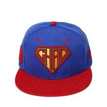 2016 Summer New fashion brand Cotton woman man Snapback caps male bone Baseball Cap Superman Batman Cartoon adult Sun hat