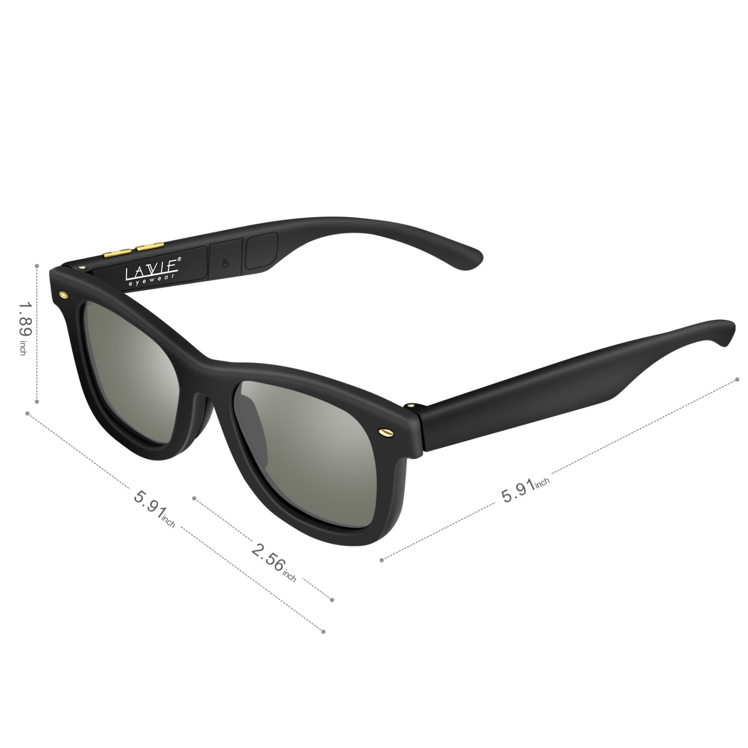 ac97cdd3c0 Dimming LCD Sunglasses 2019 NEW Original Designed Sunglasses LCD Polarized  Lenses Electronic Adjustable Darkness Sun Glasses