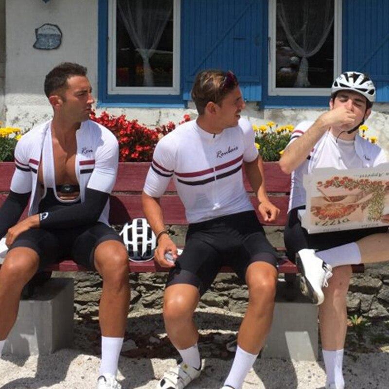 RBX Champs camisa ciclismo maillot de cyclisme hommes 2019 profiter d'été à manches courtes cycle porter hauts vtt vélo chemise tenue cycliste homme