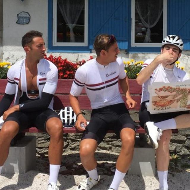 RBX אליזה camisa ciclismo רכיבה על אופניים ג 'רזי גברים 2019 ליהנות קיץ קצר שרוול מחזור ללבוש חולצות MTB אופני חולצה tenue cycliste homme