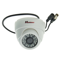 CCTV Security Video Surveillance Dome Camera With 1200TVL Resolution 24PCS Infrared LED15M IR Night Vision IR