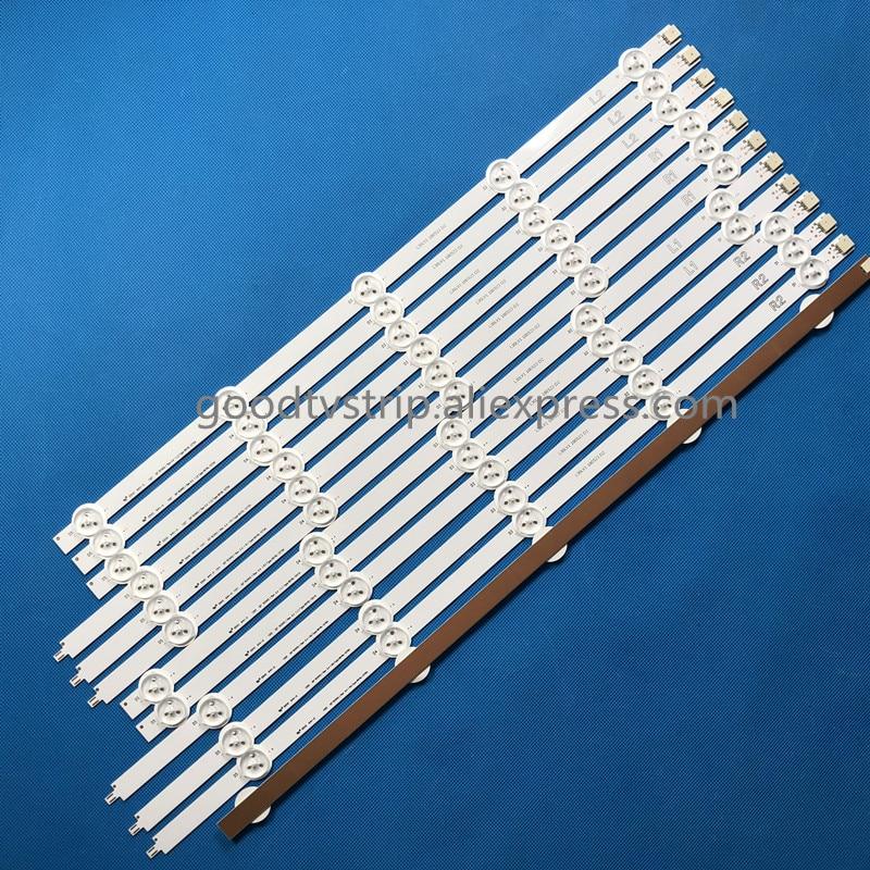 Capable 100% New Led Backlight For Lg 50inch Tv 50ln5400-ca 6916l-1276a 6916l-1273a 6916l-1272a 6916l-1241a Sung Wei 55v0 E74739 94v-0 Great Varieties Led Bar Lights