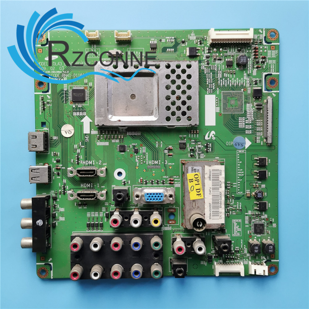 Motherboard Mainboard Card For Samsung  LA46B550K1H Motherboard BN41-01176A  BN94-03018K