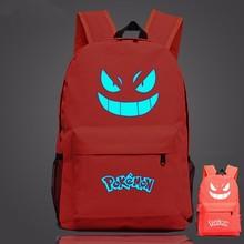 Luminous Pokemon Go Backpack