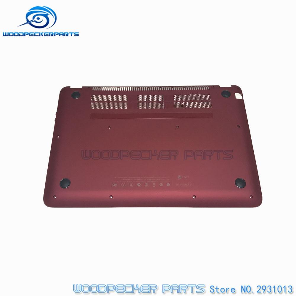 NEW Laptop Base Bottom Case D Cover For HP For Envy6 Envy 6-1000 Bottom Base Lower Case without 689855-001 AP0QM000130 new laptop base bottom case d cover for dell for inspiron e7440 bottom base lower case without ygj08 0ygj08 am0vn000402