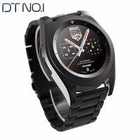 DTNO.1 DTNO Ich G6 MT2502 Smart Uhr telefonieren Remote camera 240*240 380 mAh Bluetooth Herzfrequenz Smartwatch (Business Version)