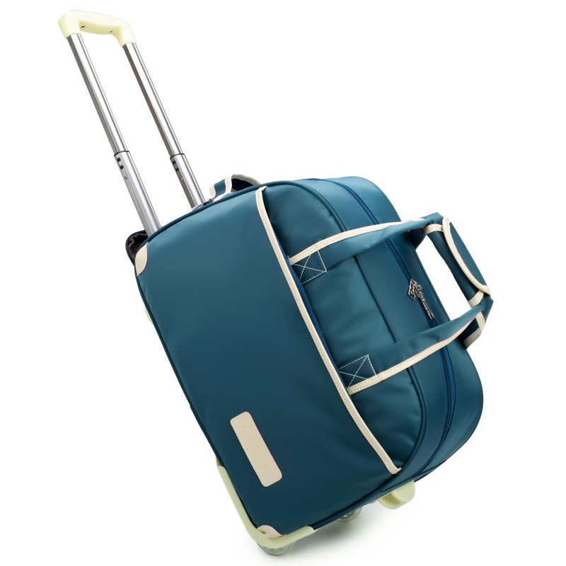 Oxford cloth trolley bag,Large Capacity Travel case,Nylon suitcase,Waterproof luggage Bag,Short-distance Boarding box Oxford cloth trolley bag,Large Capacity Travel case,Nylon suitcase,Waterproof luggage Bag,Short-distance Boarding box