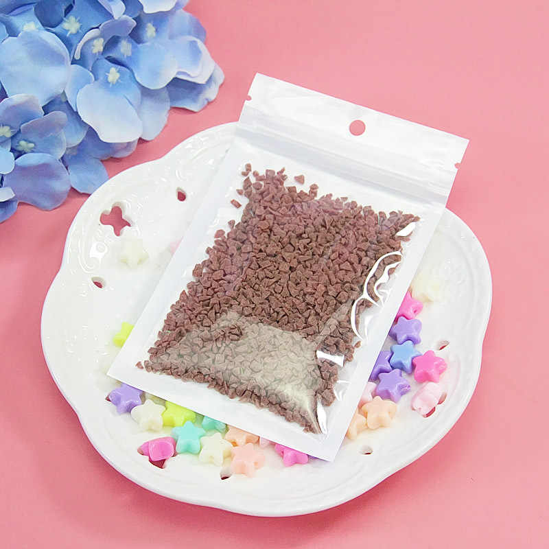 15g Chocolate Slime Clay Filling Fake Cake Dessert Decoration Toys for Kids