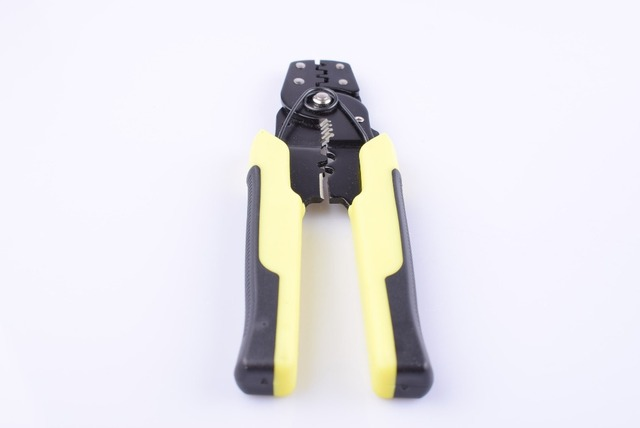 RC Servo Lead and 12-28awg Silicone Wire Stripping Cutter Terminal Crimping Plier Tool