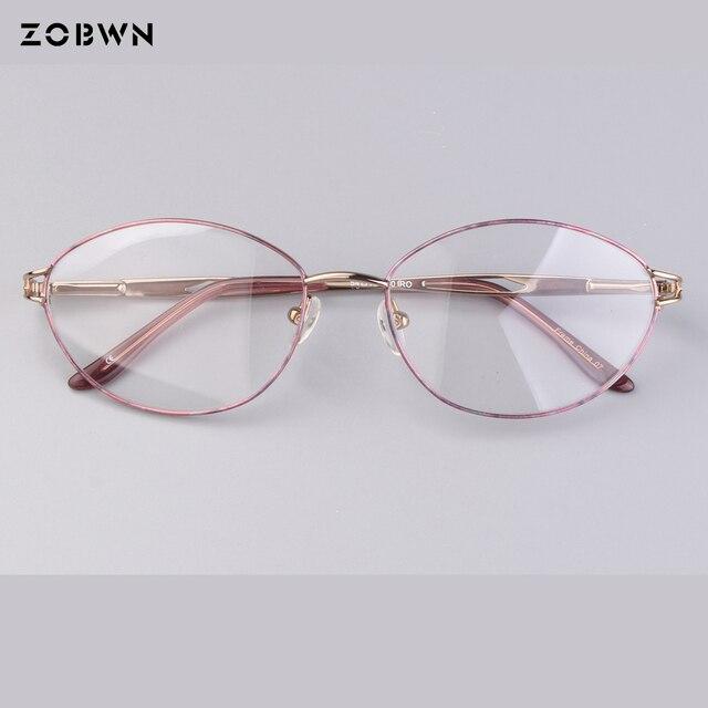 4fa2d6eb4add6 Cheap women optical glasses gafas cymka oculos armacao de oculos Plain  silhouette Silicone marca round Optical EyeGlasses Frame