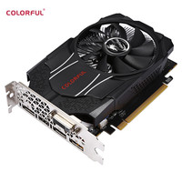 Colorful NVIDIA GTX1060 Mini OC 3G Gaming Graphics Card 8000MHz / 3GB / 192bit / GDDR5 Video Card for Deaktop Game Player