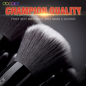 Image 5 - Docolor 12PCS Makeup Brushes Set Professional Foundation Powder Blush Eye Shadow Lip Blend Make Up Brush Cosmetic Tool Kit