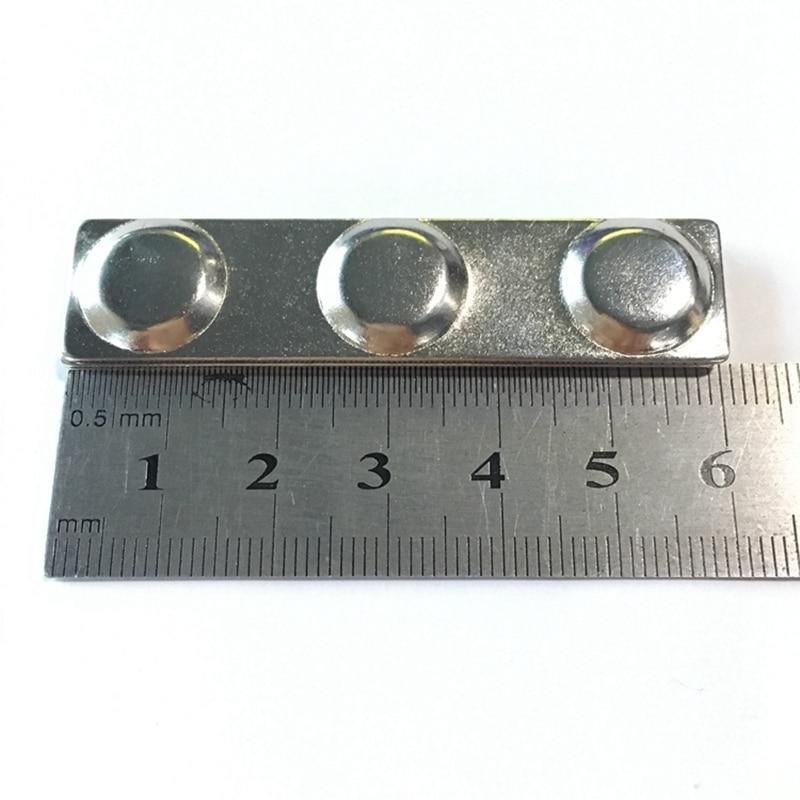 LOT 6 Magnetic badge holder Fastener BADGE MAGNETS