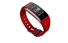 Smartch S2 Смарт Браслет монитор сердечного ритма IP67 Водонепроницаемый Bluetooth smartband для IPhone Xiaomi Huawei телефон