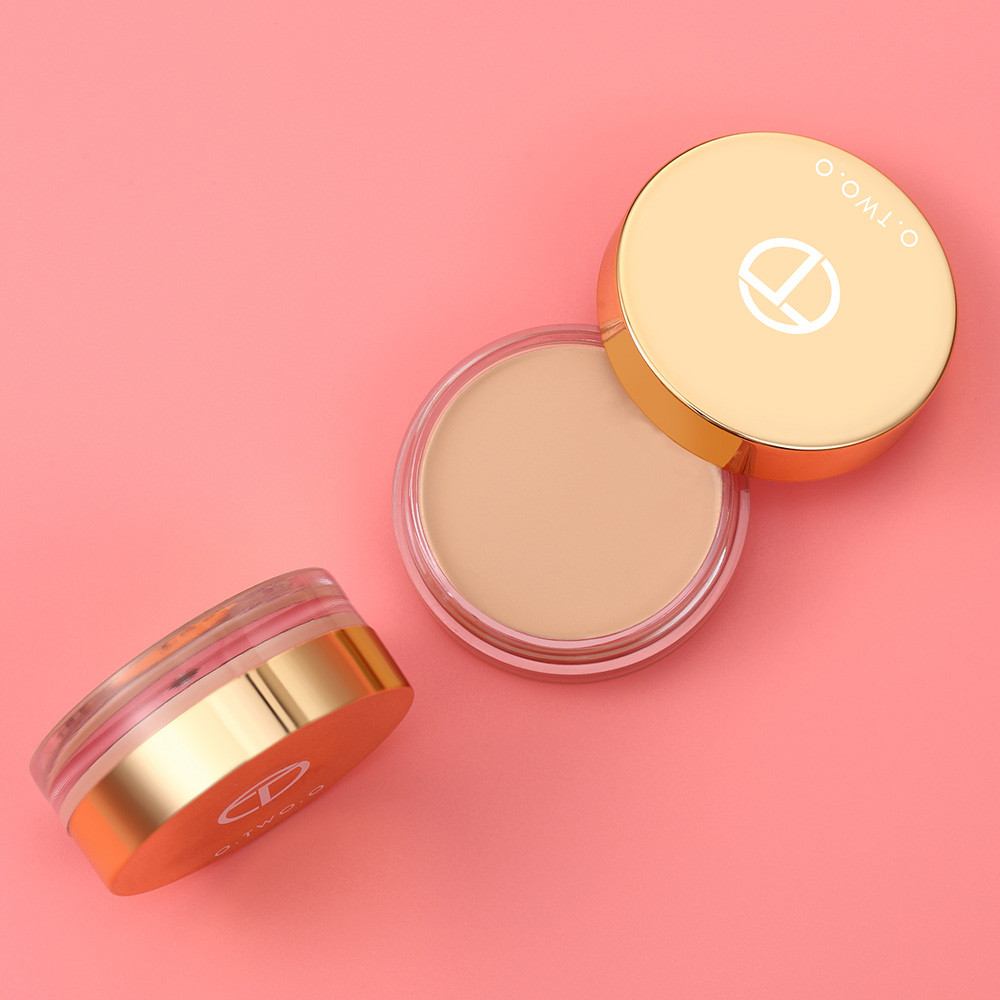 O TWO O Concealer cream Makeup Primer Cover Pore Wrinkle Foundation Base Make Up Lasting Oil Control Concealer Cosmetic MZ1 in Concealer from Beauty Health