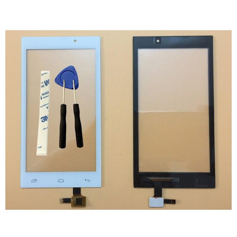Новый оригинальный для Micromax Canvas огонь 4 A107 4.5 Сенсорный экран сенсорный Панель Стекло ремонт Запчасти + бесплатная Инструменты + бесплатная 3...