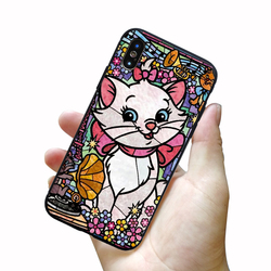 Pooh Fairy Tattoo Alice Mickey Mouse Deluxe TPU Rubber Phone Case iPhone 8 7 6 6s Plus X 5 5s SE XS XR XS MAX cover 6