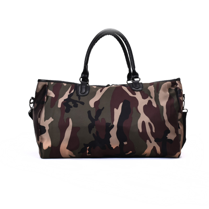 Casual men messenger bag fashion oxford camouflage unisex large capacity Light travel tote women cross-body classic handbag