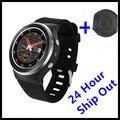 (En Stock) zgpax s99 3g smart watch android 5.1 2.0mp cámara gps wifi Smartwatch podómetro Del Ritmo Cardíaco 3G PK KW88 No. 1 D5 X3 Más