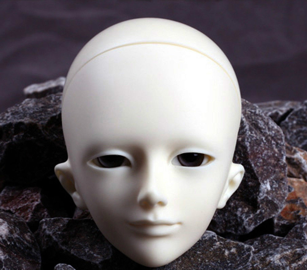 [wamami] AOD 1/4 BJD Dollfie Boy Doll Parts Single Head (Not Include Make-up)~Tao Hua Dao 1 3rd 65cm bjd nude doll bazael bjd sd doll boy include face up not include clothes wig shoes and other access
