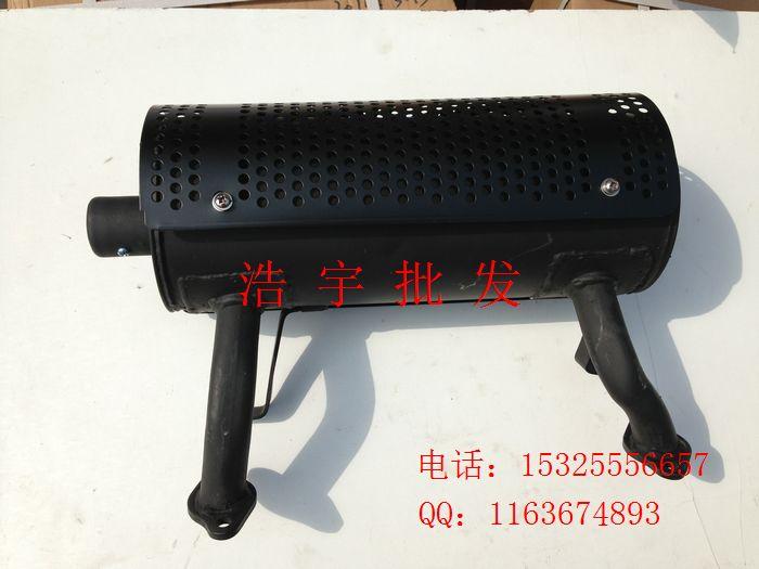 Gasoline engine parts GX620 GX690 2V77 2V78 muffler exhaust pipe gasoline engine parts gx620 2v77 2v78 10kw motor relay