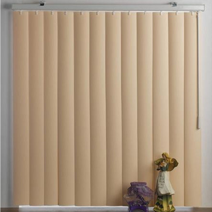 Online High Quality Hot Pvc Veritcal Blinds Curtains Living Room Curtain Office Window F