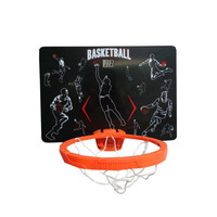 Electronic Hanging Wall Scoring Basketball Board With Balls Kids Sports Toy Indoor And Outdoor Toys